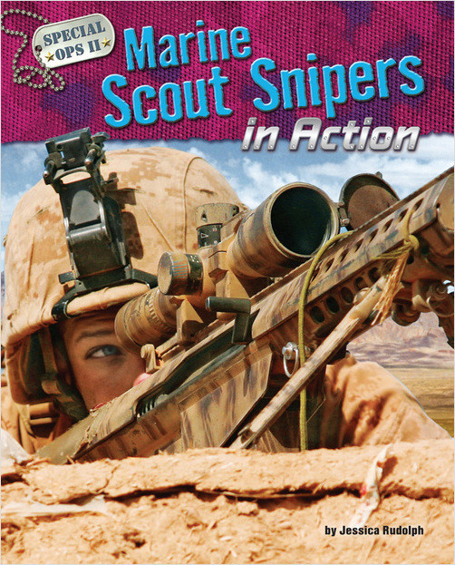 Cover: Marine Scout Snipers in Action