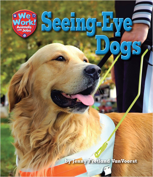 Cover: Seeing-Eye Dogs