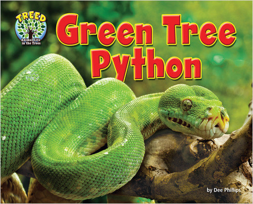Cover: Green Tree Python