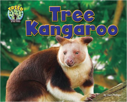 Cover: Tree Kangaroo