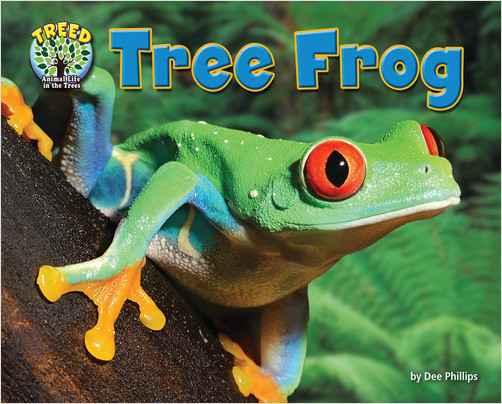 Cover: Tree Frog