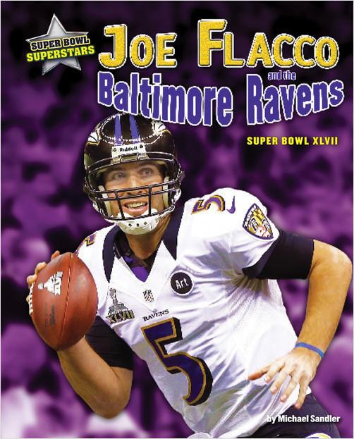 Cover: Joe Flacco and the Baltimore Ravens