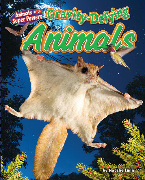 Cover: Gravity-Defying Animals