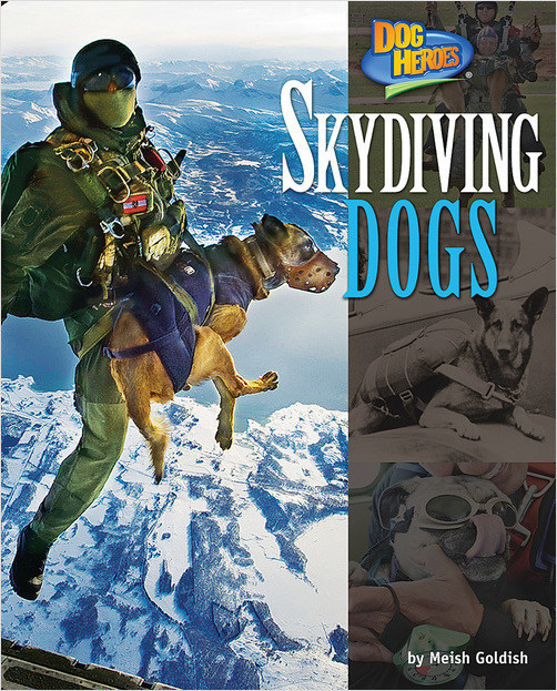Cover: Skydiving Dogs