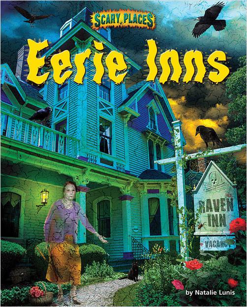Cover: Eerie Inns