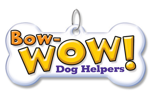 Cover: Bow Wow! Dog Helpers
