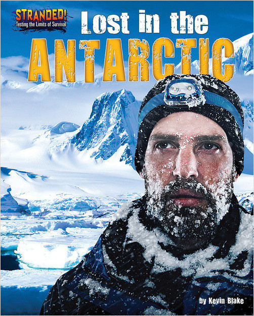 Cover: Lost in the Antarctic