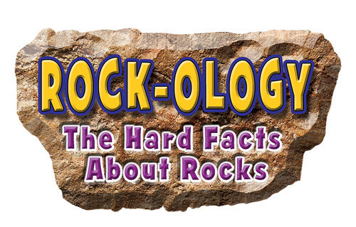 Cover: Rock-ology: The Hard Facts About Rocks