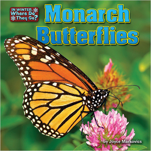 Cover: Monarch Butterflies