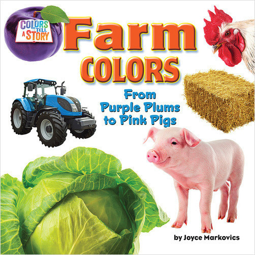 Cover: Farm Colors