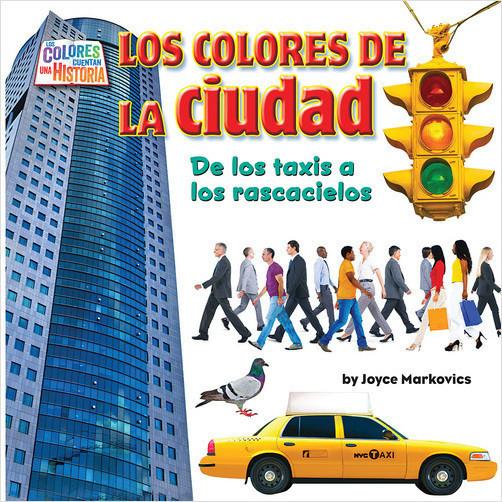Cover: Los colores de la ciudad (City Colors)