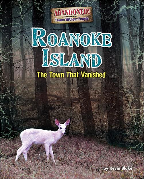 Cover: Roanoke Island
