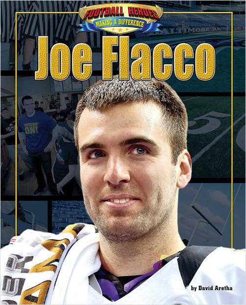 Cover: Joe Flacco