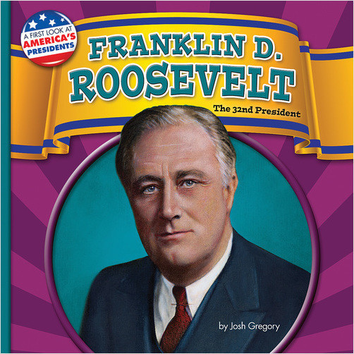 Cover: Franklin D. Roosevelt