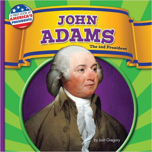 Cover: John Adams