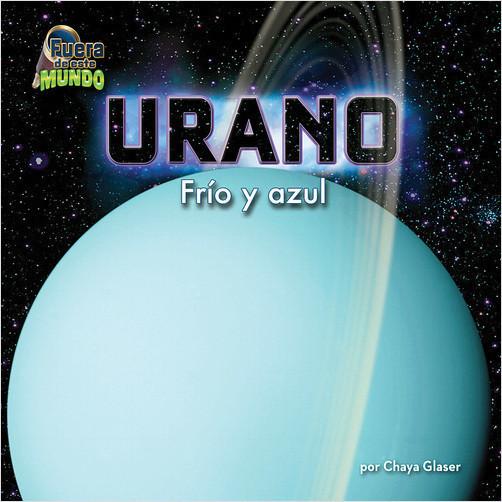 Cover: Urano: Frío y azul (Uranus: Cold and Blue)