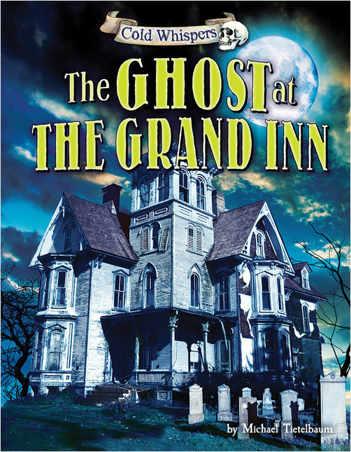 Cover: The Ghost at The Grand Inn