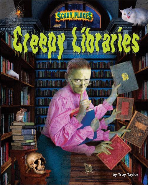 Cover: Creepy Libraries
