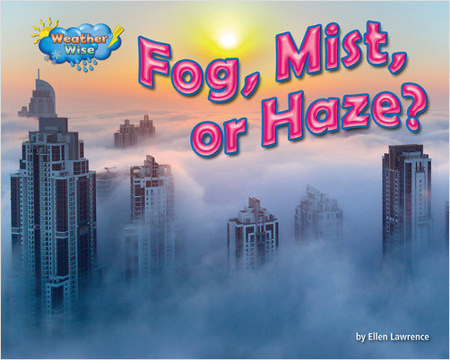 Cover: Fog, Mist, or Haze?