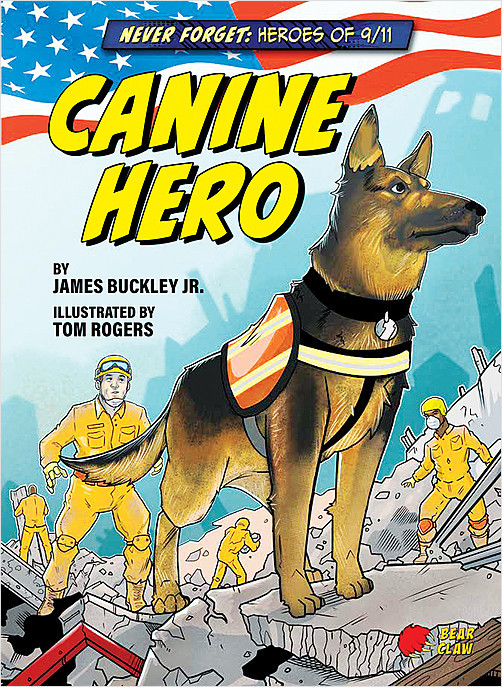 Cover: Canine Hero