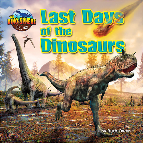 Cover: Last Days of the Dinosaurs