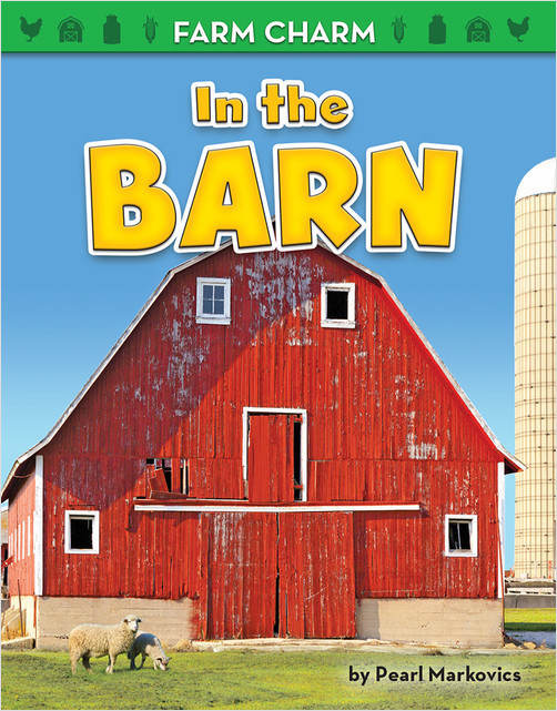 Cover: In the Barn