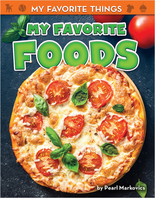 Cover: My Favorite Foods