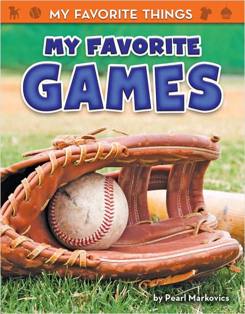 Cover: My Favorite Games