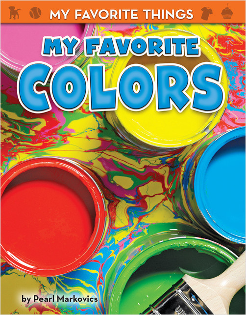 Cover: My Favorite Colors