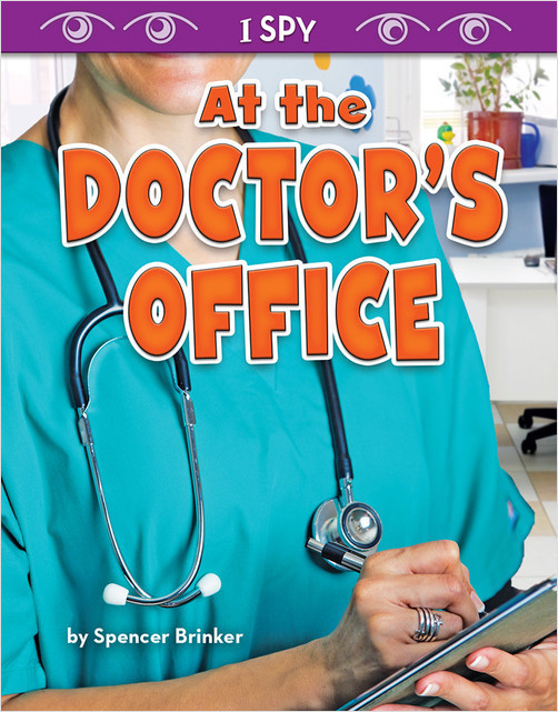 Cover: At the Doctor's Office
