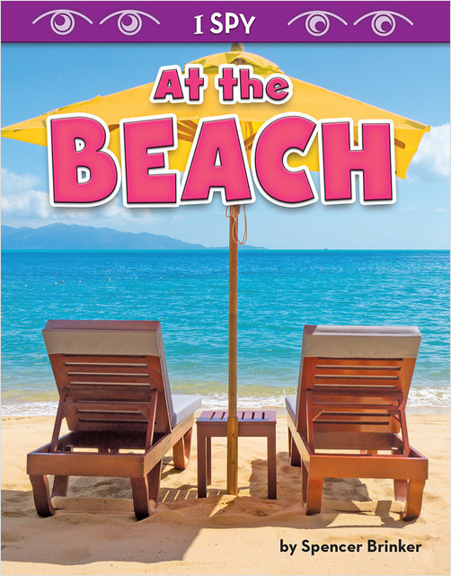 Cover: At the Beach