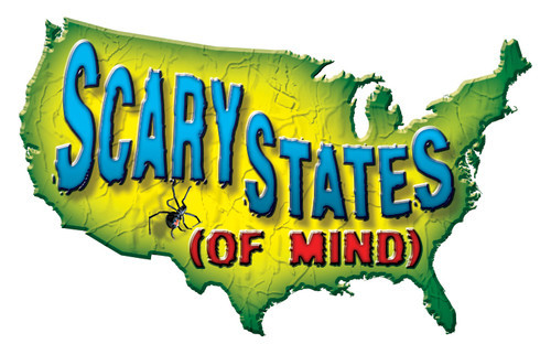 Cover: Scary States (of Mind) Set One