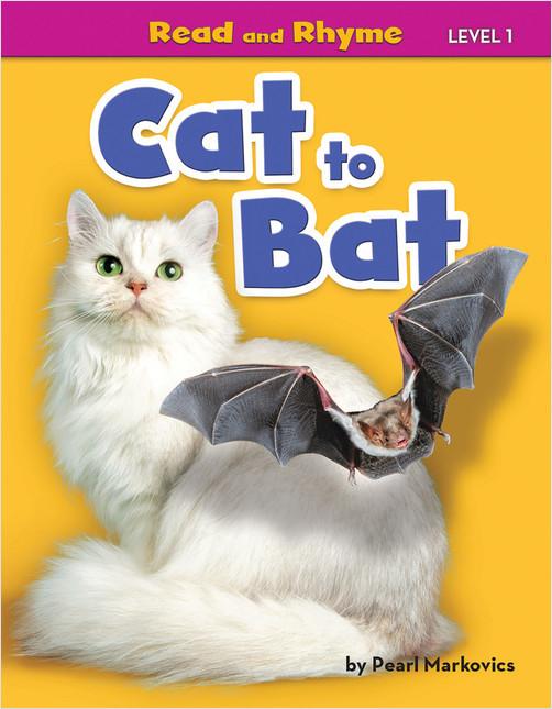 Cover: Cat to Bat