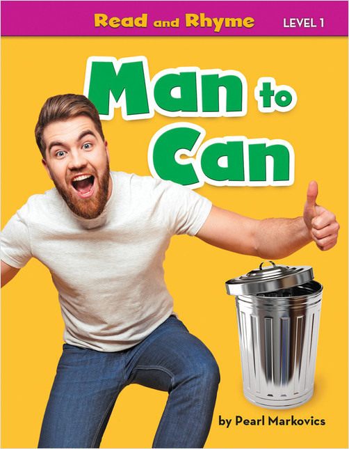 Cover: Man to Can