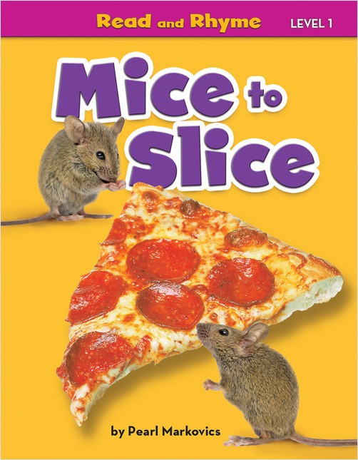 Cover: Mice to Slice