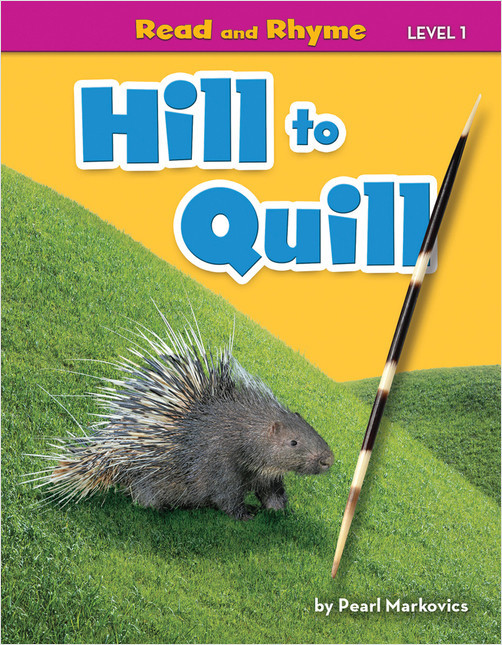 Cover: Hill to Quill