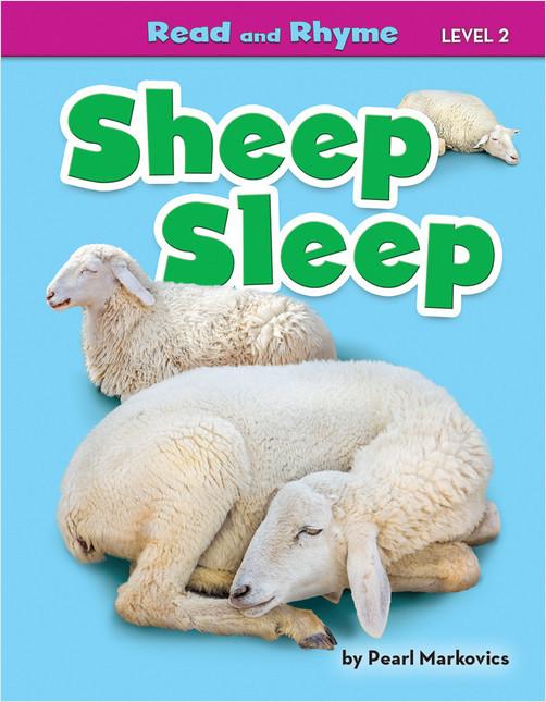 Cover: Sheep Sleep