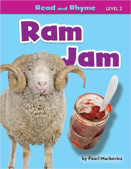 Cover: Ram Jam
