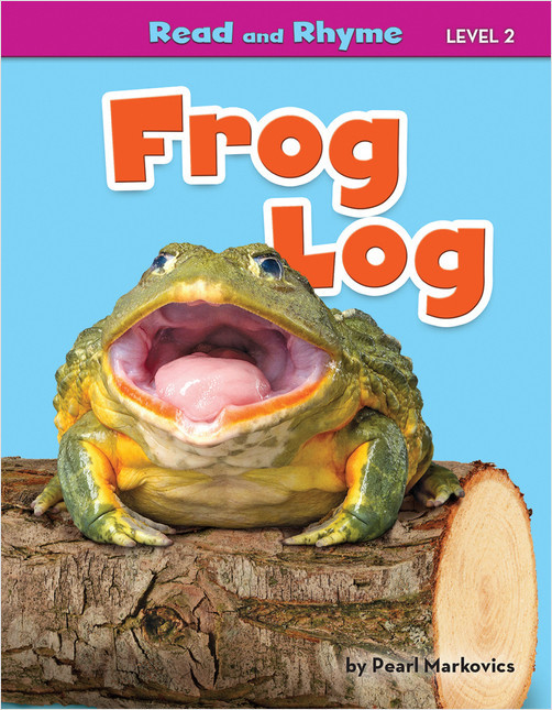 Cover: Frog Log