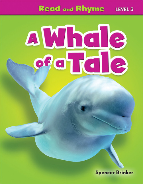 Cover: A Whale of a Tale
