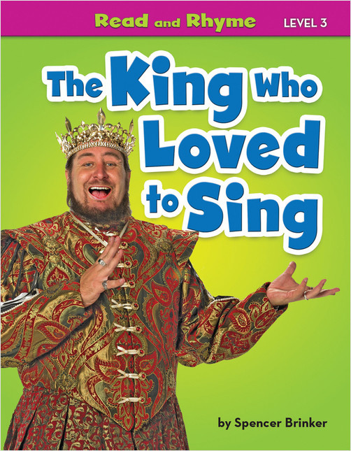Cover: The King Who Loved to Sing