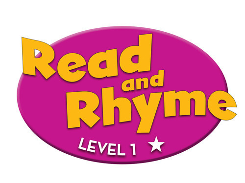 Cover: Read and Rhyme Level 1
