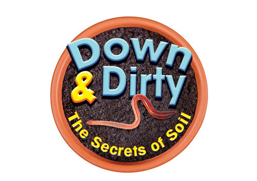 Cover: Down & Dirty: The Secrets of Soil