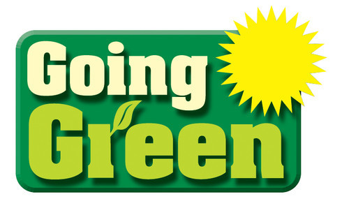Cover: Going Green