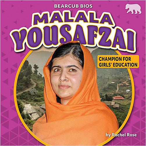 Cover: Malala Yousafzai