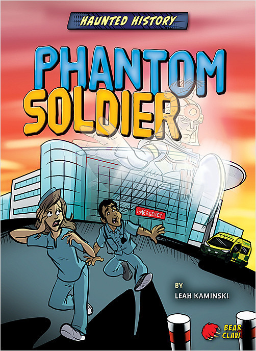 Cover: Phantom Soldier