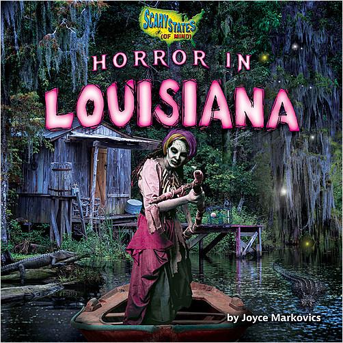 Cover: Horror in Louisiana