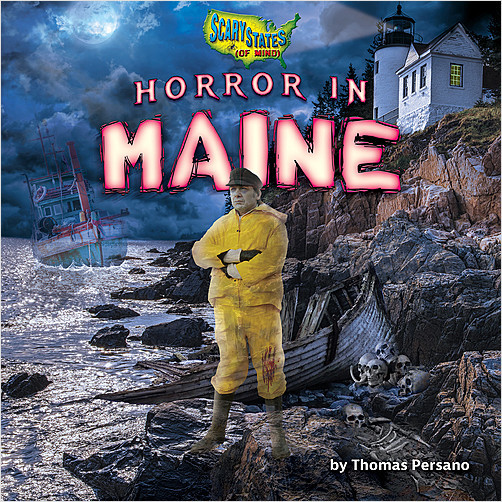 Cover: Horror in Maine