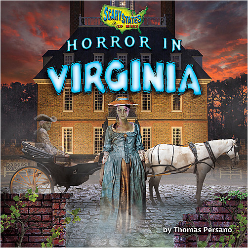 Cover: Horror in Virginia