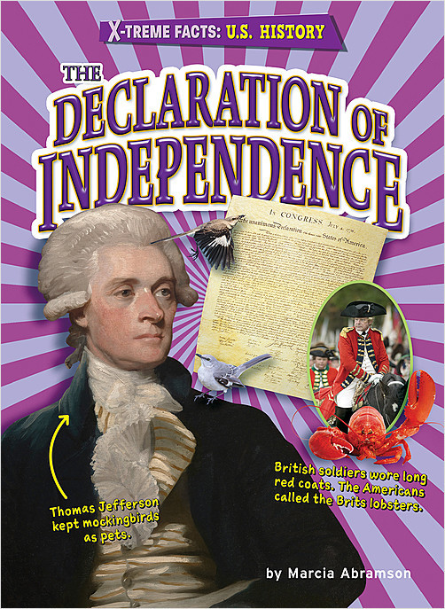 Cover: The Declaration of Independence